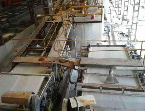 广东陶瓷厂污泥脱水