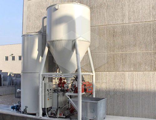 石材廠污水處理系統