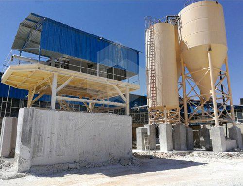 伊朗陶瓷厂污水处理