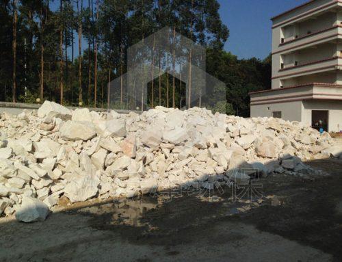 廣東鉀長石泥漿脫水